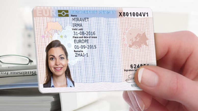 Rilascio Carta Blu UE per stranieri - immigrati | Intray.it